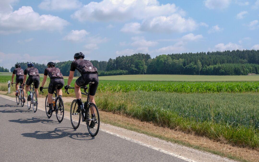 """Meghívó a """"Jó szerencsét kerékpáros emléktúra"""" Dorog – Csolnok – Dorog"""